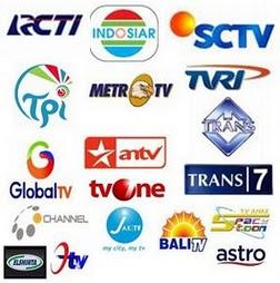 Logo Stasiun TV Indonesia | Kumpulan Logo Lambang