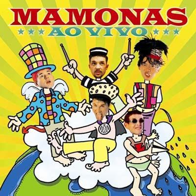 Capa Mamonas Assasinas   Ao Vivo | músicas