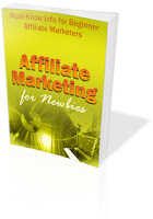 eBook Affiliate Marketing for Newbies