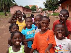 Sorrisos de África