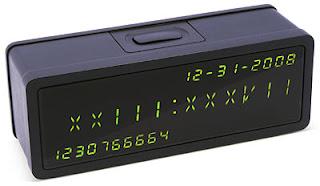 Я да видим сега колко е часът. В коя ли бройна система обаче?