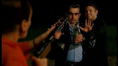Не стреляйте, аз съм американец!