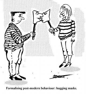 Социалните маски