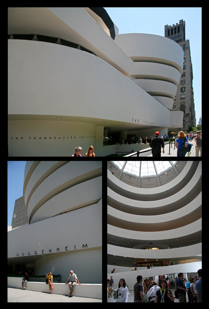 like the Guggenheim Museum