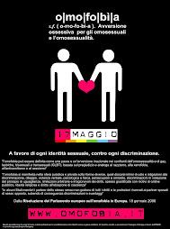 Infradix aderisce alla Giornata mondiale contro l'omofobia