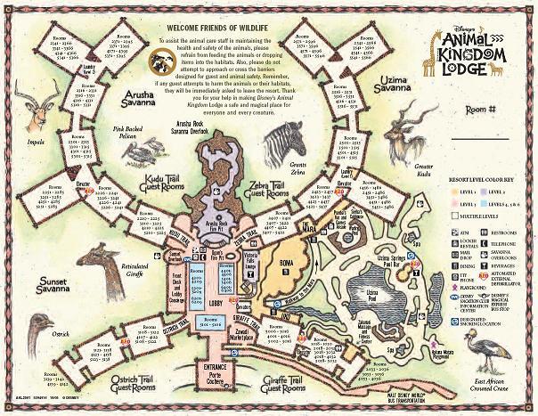 Wanyama Safari Review Walt Disney World For Grownups