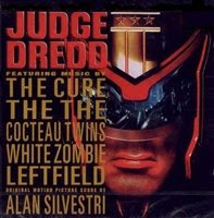 The Cure Judge Dredd