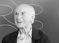 Albert Hofmann two years ago, at age 100