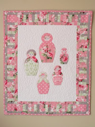 The Matryoshka Doll Quilt