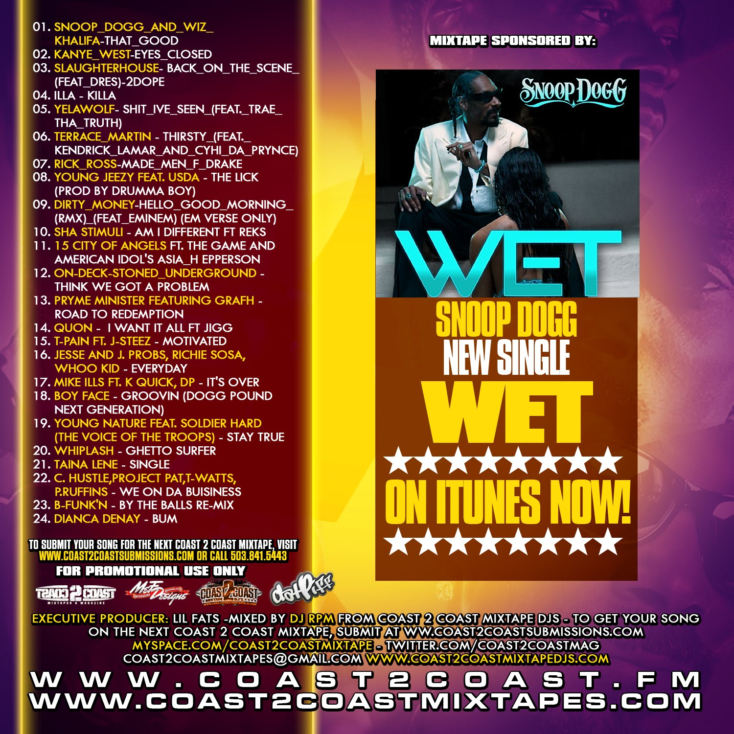 The quotable coast 2 coast mixtape vol 148 hosted by snoop dogg coast 2 coast mixtape vol 148 hosted by snoop dogg download malvernweather Images