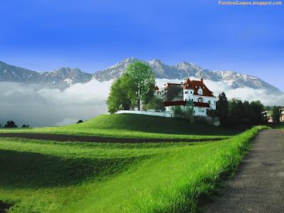 fondos de pantalla de paisajes. Fondos de paisajes y lugares