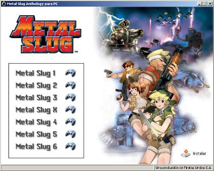 descargar metal slug 4 para pc gratis