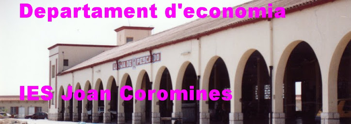 departament d'economia