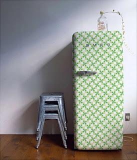 Il senso dell'Italia per il frigo