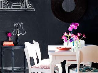 Blackboard style