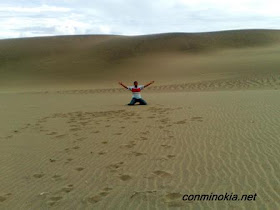 En las Dunas de Ban