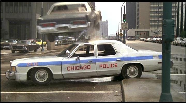 Physics buzz the physics of the blues brothers 5 the squad car jump on lower wacker malvernweather Image collections