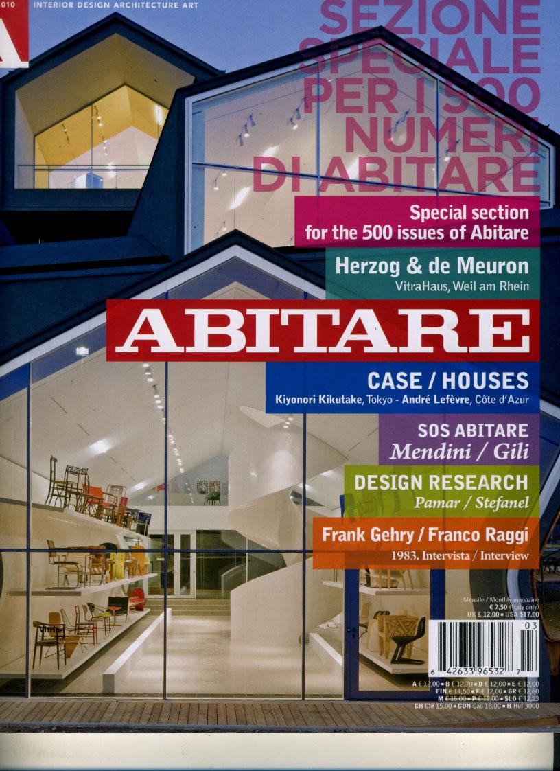 Abitare magazine for Abitare com