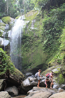 Bri Bri Waterfall