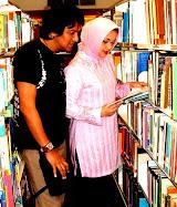 Keluarga Cinta Buku Ikang & Marissa