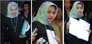Marissa Haque Memberikan NOVUM Baru Pidana Ijazah Aspal (Asli tapi Palsu) Ratu Atut Chosiyah, SE