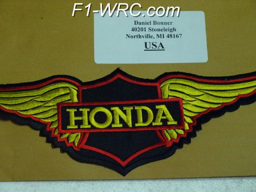 honda-wing-biker-logo-embroidered-patches-power-sports_wing ...