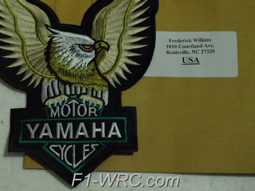 yamaha-eagle-embroidered-patches-power-sports_wing_ports_patch_patches ...