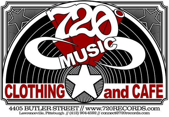 720 Music, Clothing and Cafe