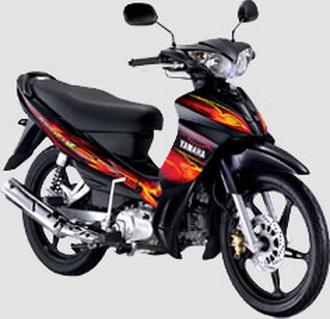 Yamaha Jupiter Zx