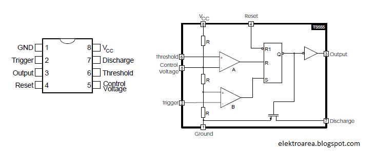 rangkaian battery tester   penguji battery