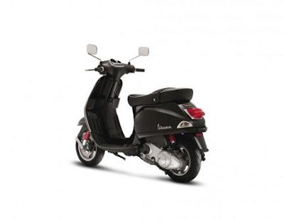 2009 VESPA S 125-150 cc