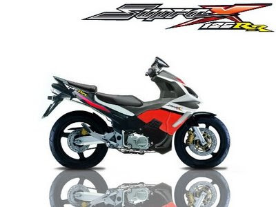 Honda Supra X 125 best modification