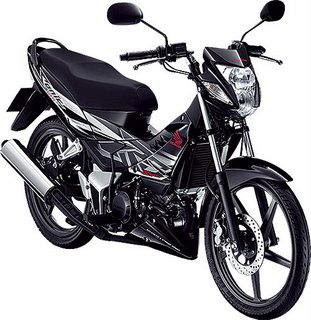 HONDA NOVA SONIC 125 RS 