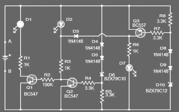 Koleksi skema rangkaianartikel elektronika august 2009 rangkaian monitor status battery 12 volt ccuart Choice Image