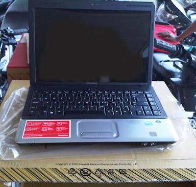HP 1017 Mini Notebook  (3G)