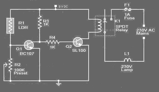 Koleksi skema rangkaianartikel elektronika august 2009 control lampu jalan dengan ldr ccuart Choice Image