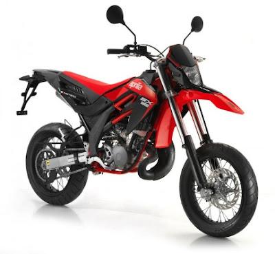 Aprilia RX 125 2009