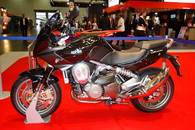 Aprilia Mana 850 GT-2009