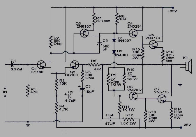 2 watt amplifier 2