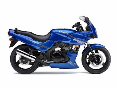 Kawasaki Ninja 500R-2009
