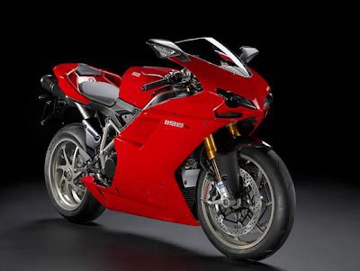 Ducati Superbike 1198 Red