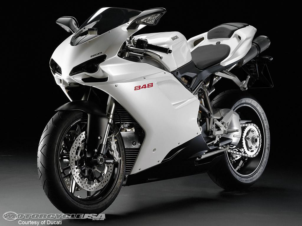 Gambar Ducati Superbike 848
