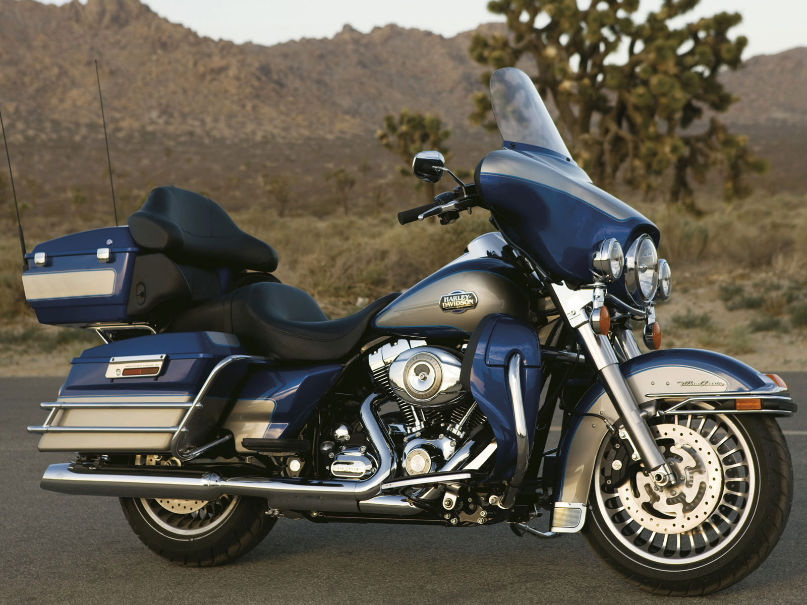 New Motorcycles for Sale Harley-Davidson Ultra Classic Electra Glide FLHTCU 2010