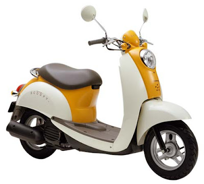 Honda New Scoopy 2010