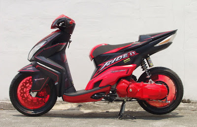 Yamaha Xeon Volcano Modified