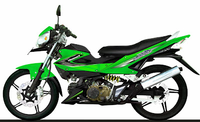 Kawasaki ATHLETE 125 