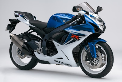 2011 New Suzuki GSX-R750
