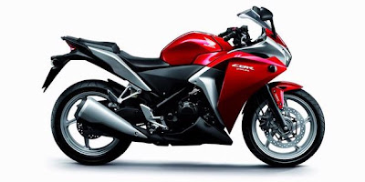 New Honda CBR 150R Red Color