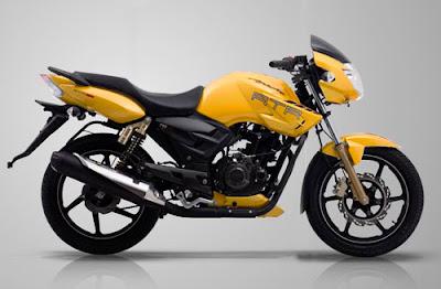 TVS Apache RTR 180 2011