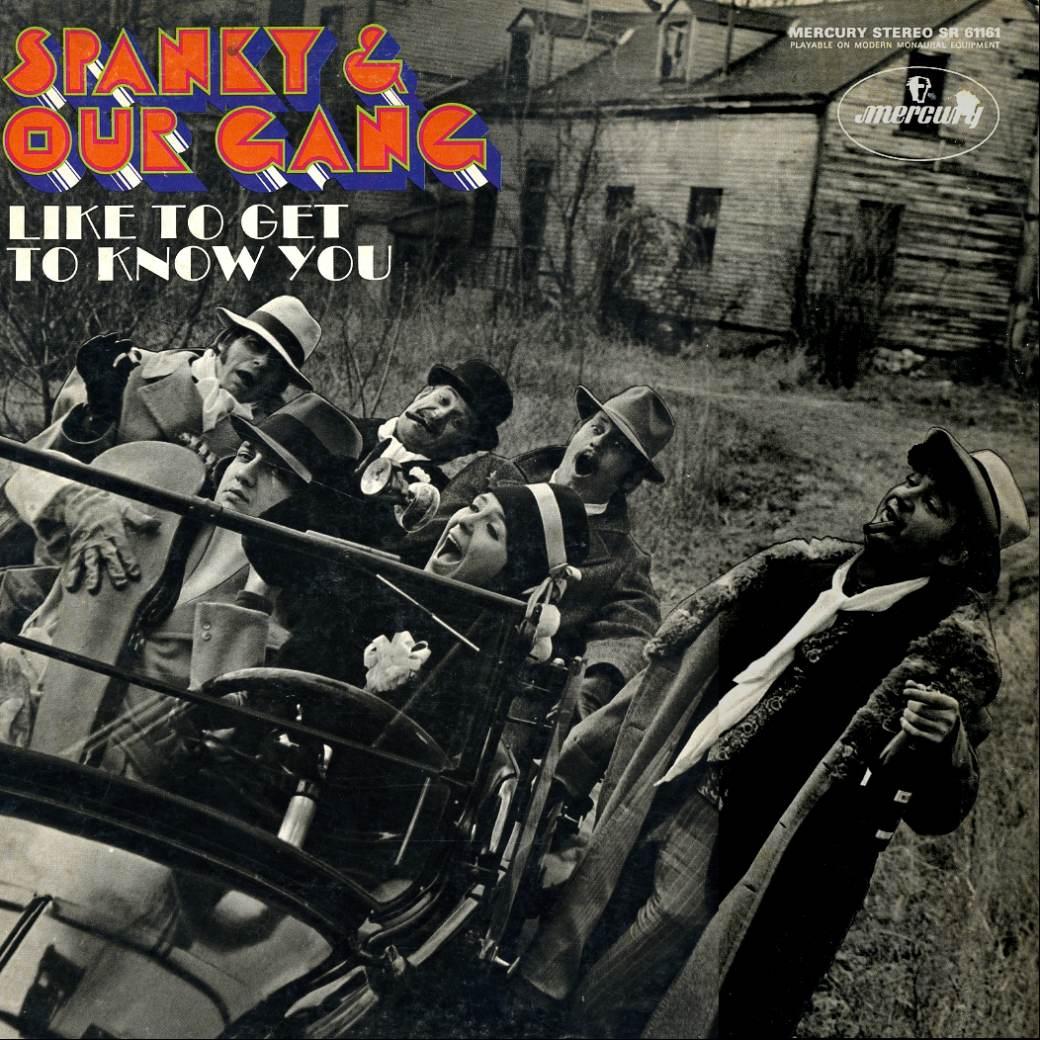 1960s folk rock band led
